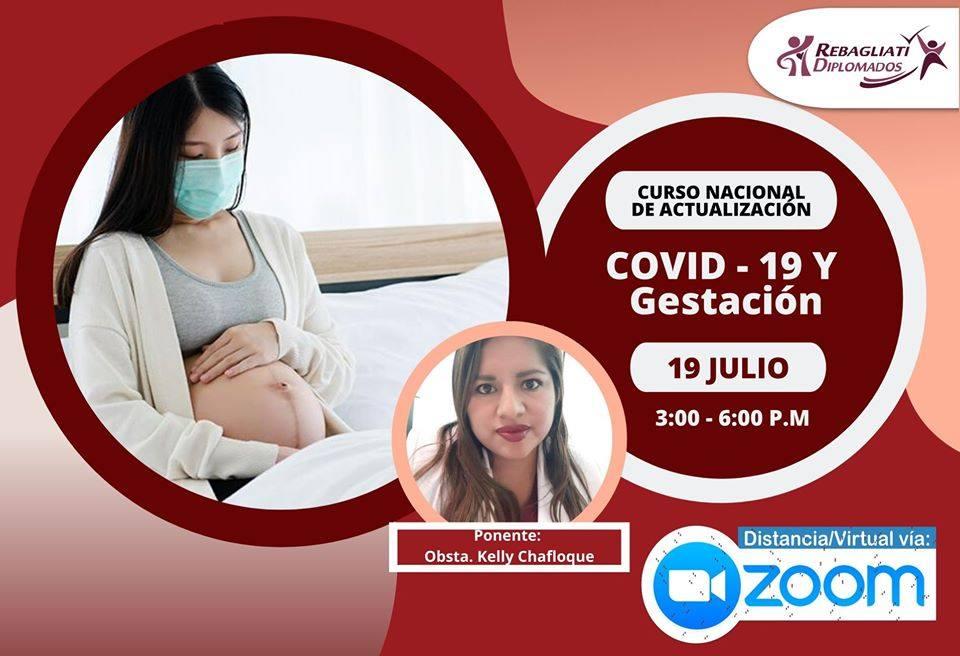 CURSO NACIONAL DE ACTUALIZACIÓN COVID-19 Y GESTACIÓN